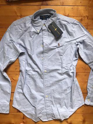 Ralph lauren shirt size small