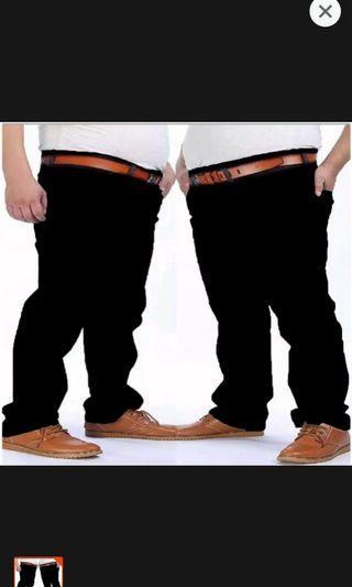 Celana baru pria ukuran 44
