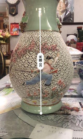 古董花瓶(4-50年前)毛主席時期