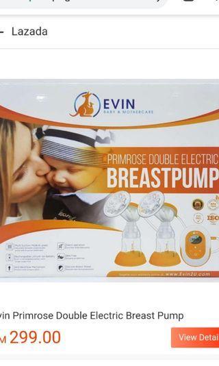 Evin Double BreastPump