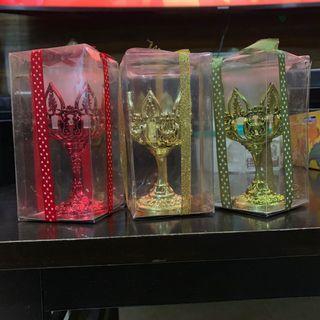 Candleholders / Door gift / Berkat Kahwin
