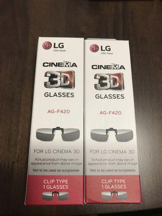 🚚 LG AG-F420 Cinema 3D glasses