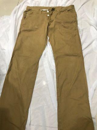 Preloved- long pants