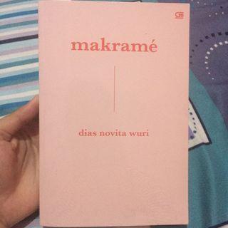 Novel Makrame #mauvivo