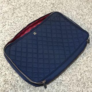 Chanel 真品正品盥洗包電腦包手拿包文件包限量男士