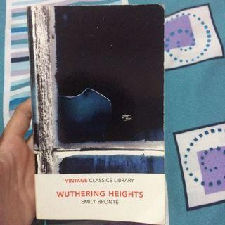Wuthering heights emily bronte #mauvivo