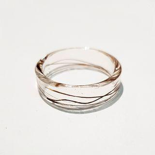 CLASSIC: Buluh perindu (pair) ring | US9 | US10 | US11 | US12