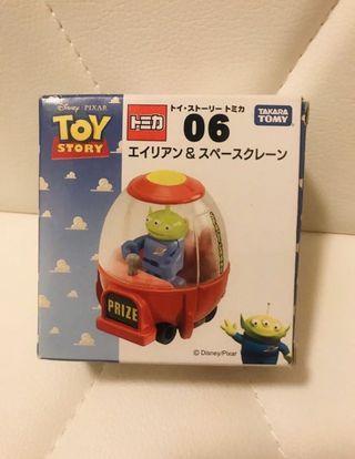 30蚊🈹清倉區[日本正品💯] Toy Story 反斗奇兵 三眼仔 figures