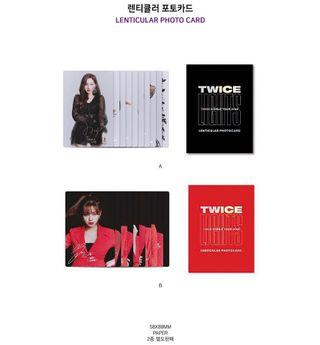 [SHARING] Twice Twicelights Lenticular Photocards