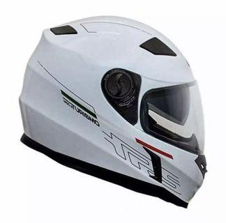 Givi M50.2 TURISMO GRAPHIC TOURING HELMET (WHITE) Full Face (Unused)
