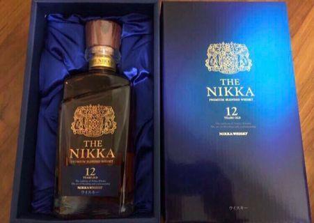 Nikka 12 Years (discontinued)