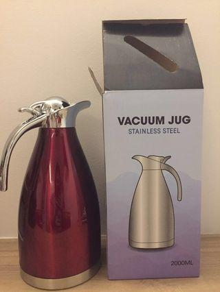 Stainless Steel Flask 2litre
