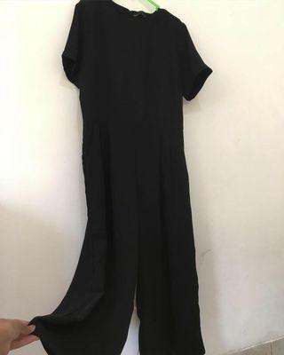 Black Jumpsuit The Executive