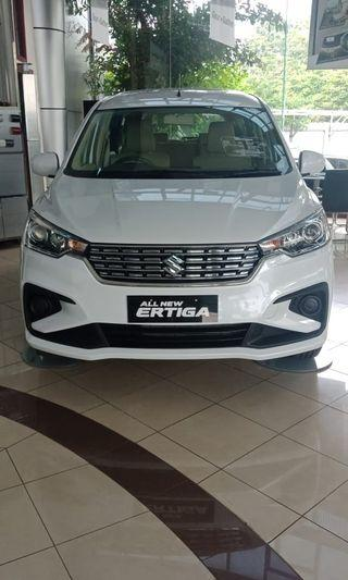 All new Ertiga GL MT angs 3,6 jutaan