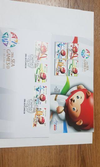 28th SEA Games FDC