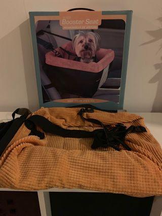 Kurgo Dog car booster seat