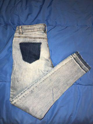 Denizens skinny jeans