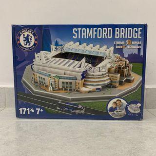 🚚 Chelsea Stamford Bridge Stadium