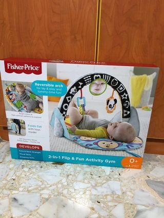 Fisher Price 2-in-1 Activity Gym
