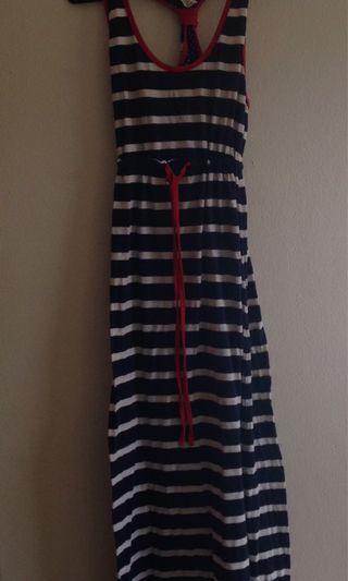 Tommy girl long summer dress
