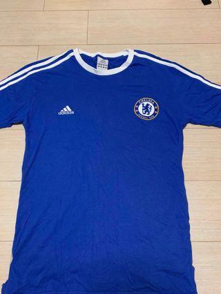 Chelsea Adidas tee
