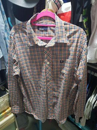 Fred Perry shirt- L size