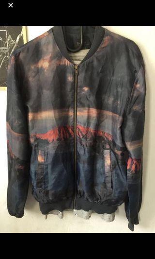 Bershka Jacket Panoramic