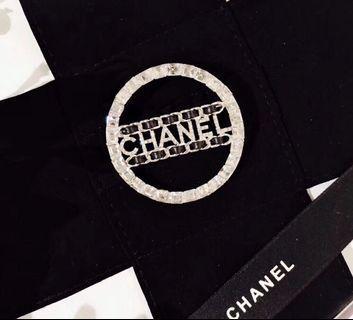 Chanel brooch