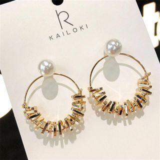 🚚 Korean Style Earrings A-0001