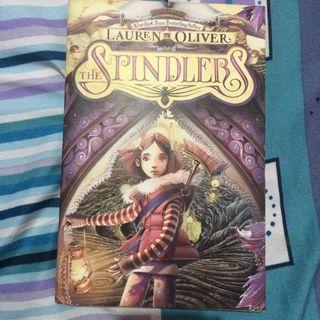 Novel the spindlers #mauvivo