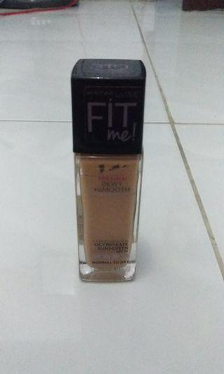 Maybelline Fit Me Foundation Shade 310 Sun Beige