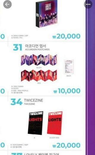 🚚 SHARE TWICE POSTCARD twice light