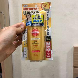 🚚 SUNCUT 曬可皙 高效防曬離凝露SPF50+/PA++++(防水型)