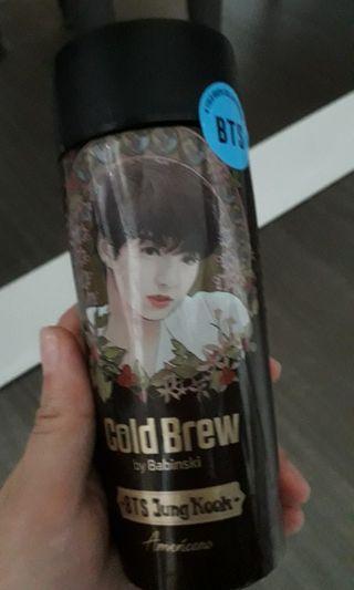 BTS 柾國 冷粹黑咖啡