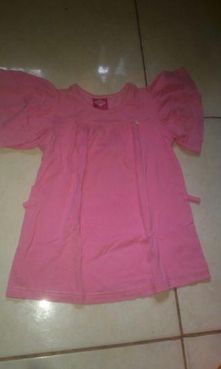 Kaos Pink #BAPAU