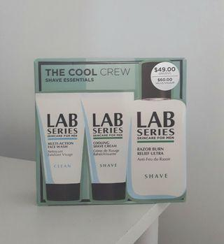 Brand New Lab Series Skincare for Men 3pc set