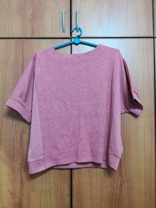 🚚 Pink Top