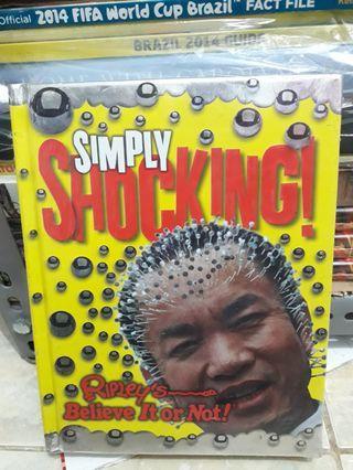 #BAPAU Buku Simply Shocking