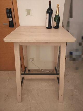 IKEA tall table / bar table