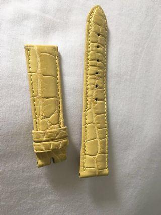 Genuine Alligator Watch Strap