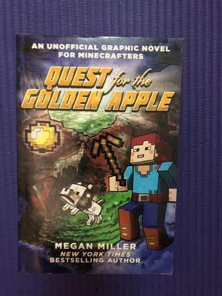 Minecraft - Quest for the Golden Apple