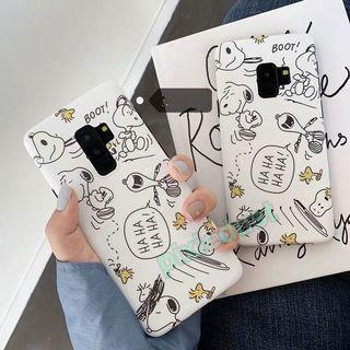 snoopy phone casing [ SAMSUNG ]