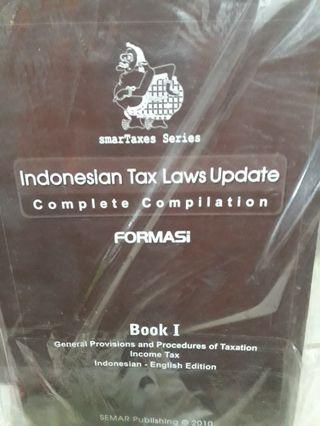 #BAPAU Buku Indonesian Tax Law Update 1