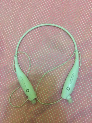 headset bluetooth LG