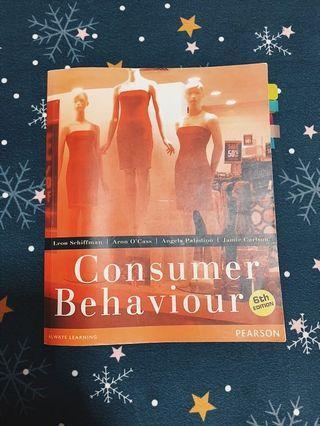 Consumer Behaviour (Murdorch Textbook)