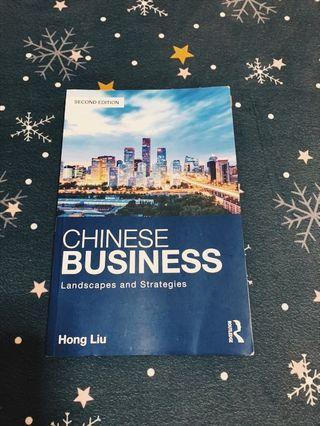 Chinese business textbook (Murdoch Textbook)
