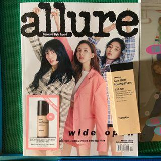 [INSTOCKS WTS] Allure Korea May 2019 Issue ft. Twice