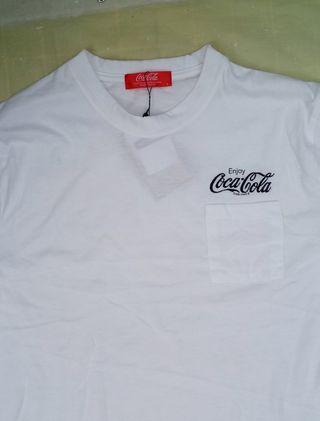 Coca Cola 女裝短袖Tee
