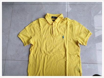 Original Polo Ralph Lauren Yellow size L
