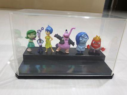 Inside Out Figurines